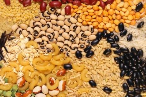 Beans, Legumes, Rice, Pasta