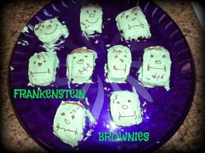 Fun and easy Halloween treats!