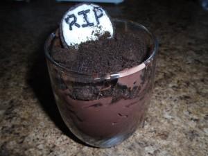 Graveyard Plot Cups