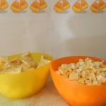 Freeze dried Pineapple and Mango