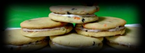 Delicious Cream filled Sandwich Cookies