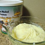 make a batch of butter mashed potatoes