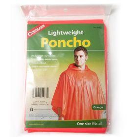 Vinyl Lightweight Rain Poncho - CL006
