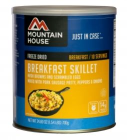 Breakfast skillet entree
