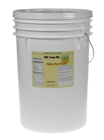 ABC Soup Mix - E031 - 35 lb. 5 gal SP