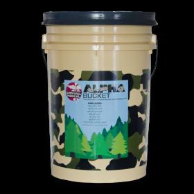alpha bucket