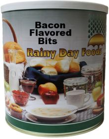 #10 can imitation bacon bits 36 oz.