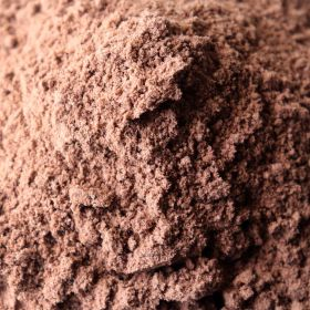 chocolate cake mix in a 25# bag