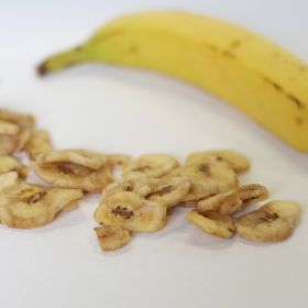 Rainy Day Foods dehydrated banana slicesin bulk