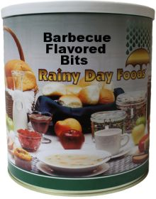 Imitation Barbecue Flavored Bits - CLJ023 - 52 oz. #10 can