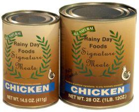 Rainy Day Foods Signature boneless chicken