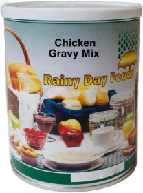 #2.5 can gravy mix dehydrated