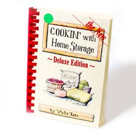 New Cooking With Home Storage
