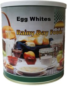 #10 can dehydrated egg white powder-48 oz.