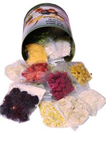 FREEZE DRIED SAMPLE PACK