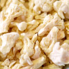 Rainy Day Foods freeze dried cauliflower