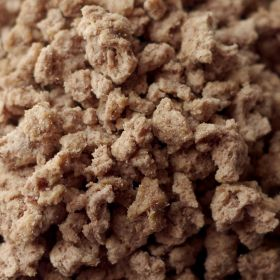 freeze dried ground beef in a #10 can