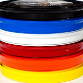 black gamma seal lid