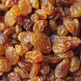 Dehydrated Golden Raisins (dried) - L026 - 15 lb. box - NEW PKG SIZE