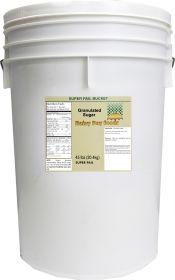 Rainy Day Foods white granulated sugar super pail