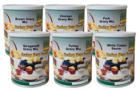 Rainy Day Foods variety gravy pak