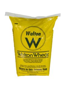 Walton Feed hard red wheat 50 lbs plastic bag
