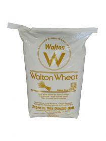 Walton Feed hard white wheat 25 lbs. bag
