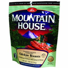 mountain house chicken breast with mashed potatoes