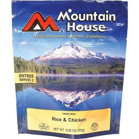 Mountain House Rice & Chicken