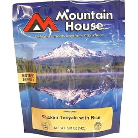 Mountain House Chicken Teriyaki