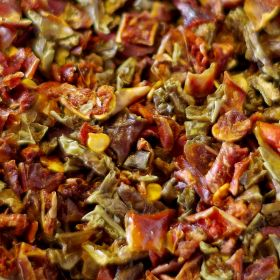 dehydrated mixed bell peppers-blend of red and bell peppers