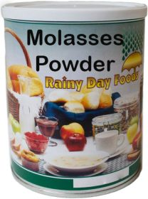 Rainy Day Foods dehydrated molasses powder #2.5 can