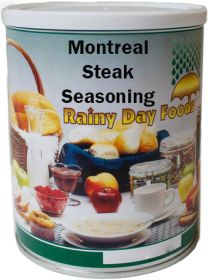 Montreal Steak seasoning for dehydrated foods 16 oz.  #2.5 can