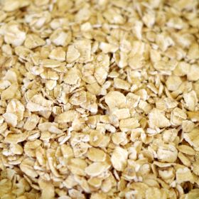 Rainy Day Foods natural quick rolled oats