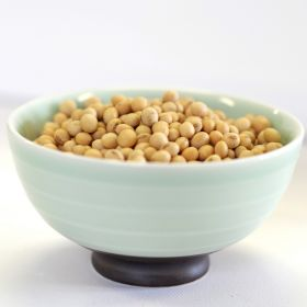 Natural Soy Beans - O085 - 80 oz #10 can