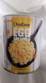 Ova Easy Eggs - J125 - 36 oz. #10 can