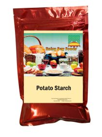 Rainy Day Foods potato starch mylar bag
