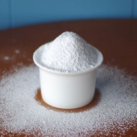 powdered sugar in a 50 lb. bag