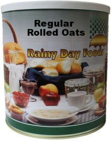 #10 can regular rolled oats 40 oz.