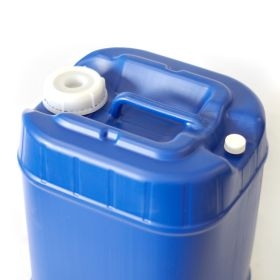 5 gallon square water storage drum