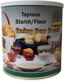 Rainy Day Foods tapioca starch flour #10 can