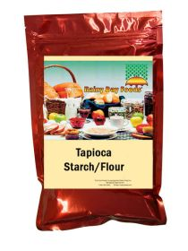 tapioca starch in 5# mylar bag