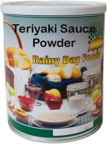 Rainy Day Foods dehydrated Teriyaki sauce mix