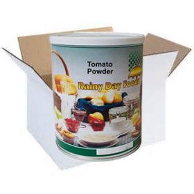 Rainy Day Foods  case tomato powder 6 #10 cans