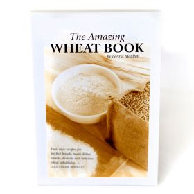 the amazing wheat cookbook