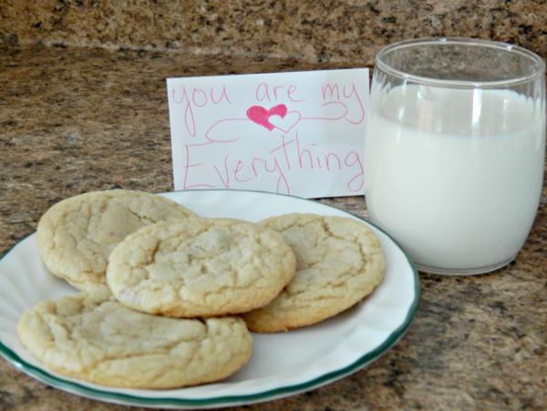 Leftover Surprise Cookies